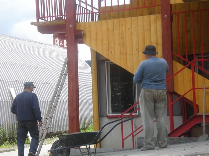 Pozeráš obrázky z galérie: Brigády v roku 2009