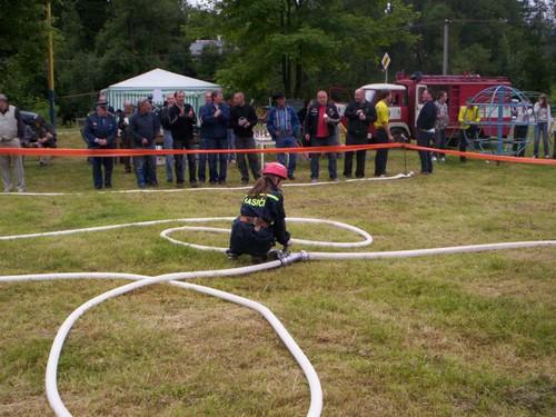 Pozeráš obrázky z galérie: Makov - okrsková súťaž, 2008