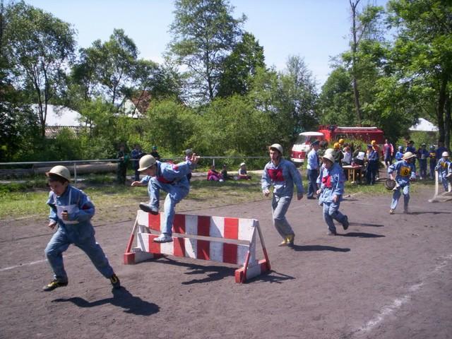 Pozeráš obrázky z galérie: Plameň 2005