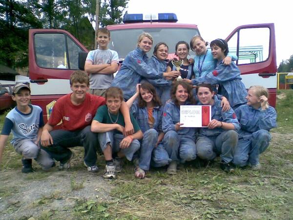 Pozeráš obrázky z galérie: Plameň 2007 - žiačky Korňa