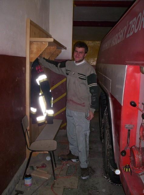 Pozeráš obrázky z galérie: Požiar - Zát. a brigáda