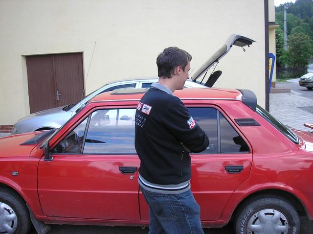 Pozeráš obrázky z galérie: Stará Bystrica 2006