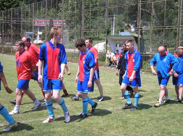 Pozeráš obrázky z galérie: Futbalový turnaj 2006