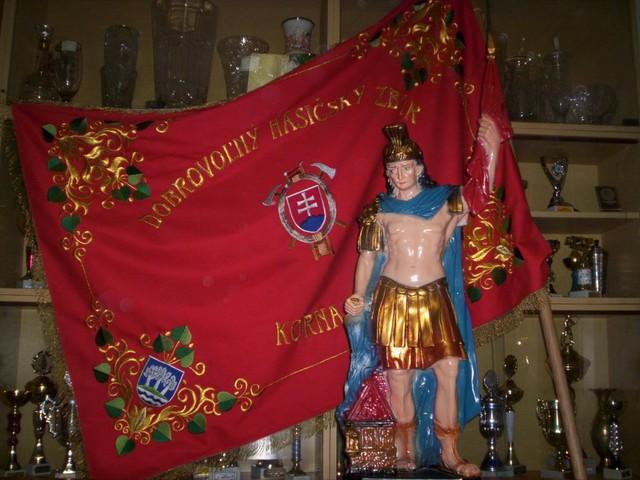 Pozeráš obrázky z galérie: Zástava - sv. Florián